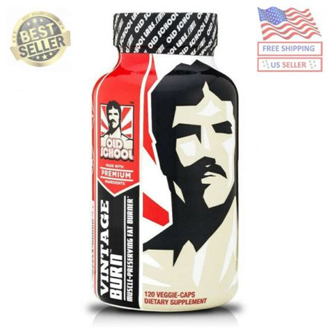 Where Can You Purchase Old School Labs Vintage Burn Thermogenic Fat Burner Weight Loss Supplement